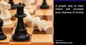 train chess