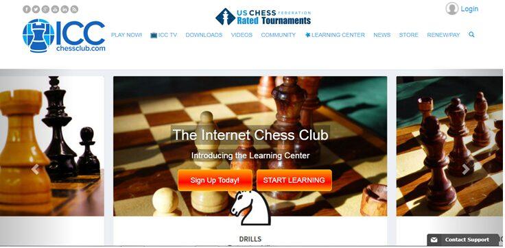 Internet-Chess-Club