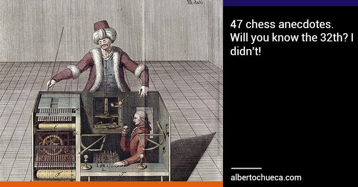 chess anecdotes