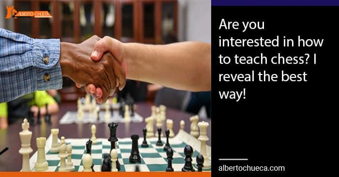 teach chess