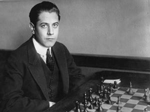 The great Jose Capablanca