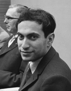 world chess champion Mikhail Tal