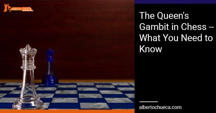 Queen's Gambit in chess