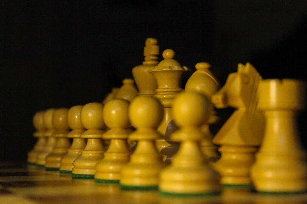 chess bishop art