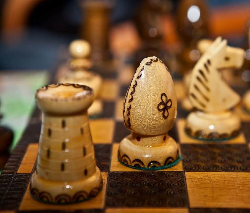 chess bishop tactics