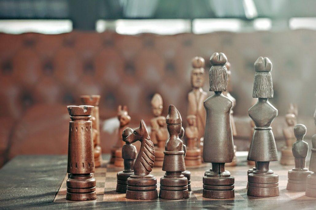 grandmaster mac chessboard