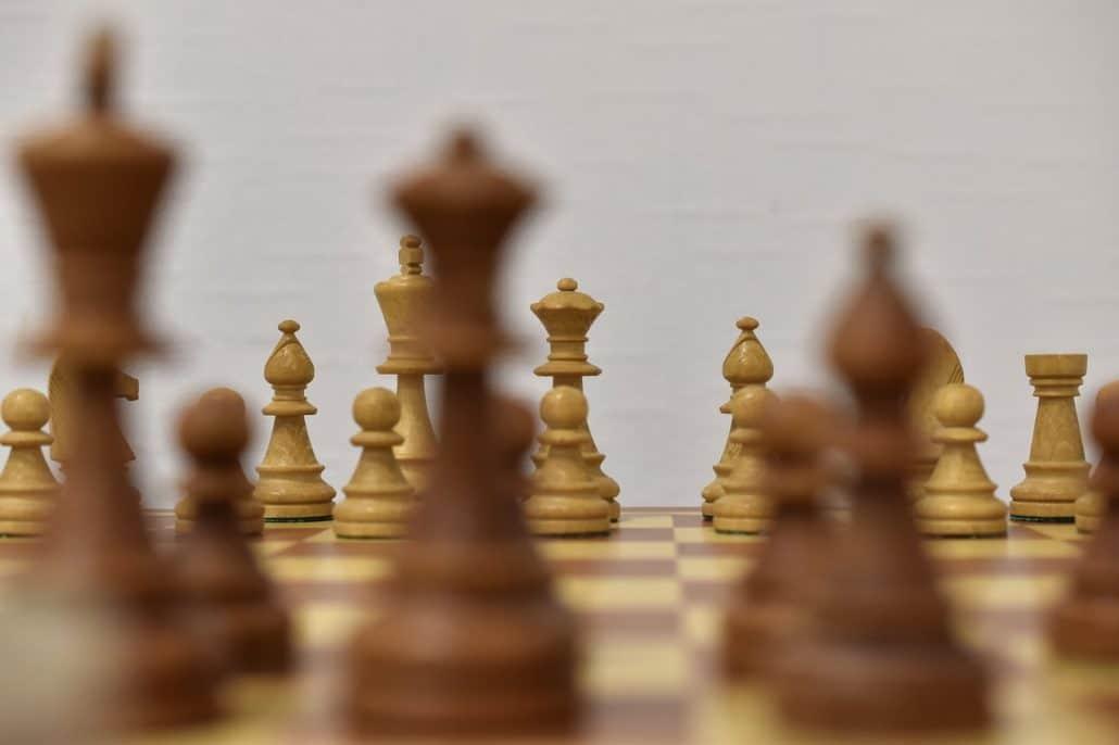 next chess move chessboard