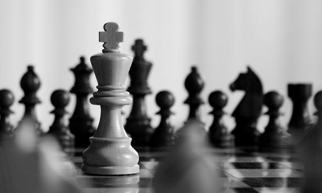 quality chess books king