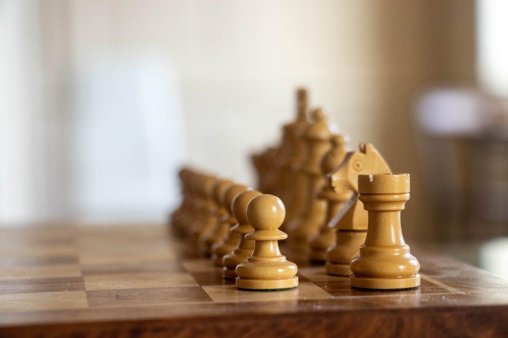 zelda chess set pieces