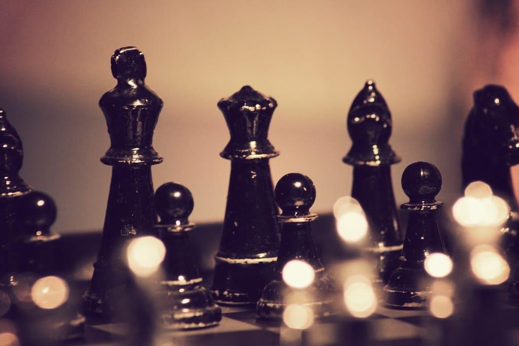 bishop chess piece endgame