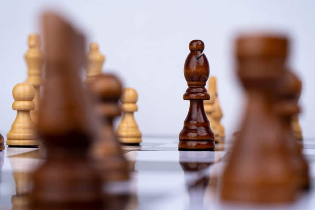 bishop chess piece game