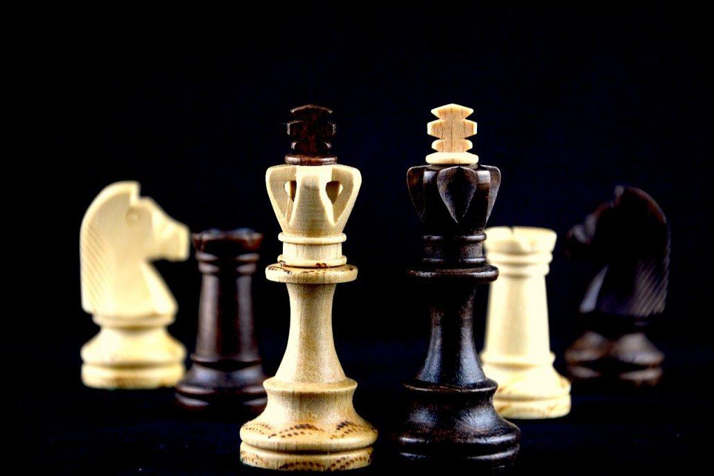 chess 2700 king queen