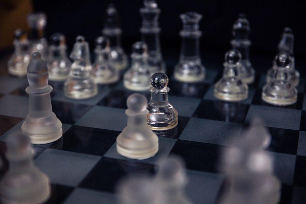 chess castling chessboard