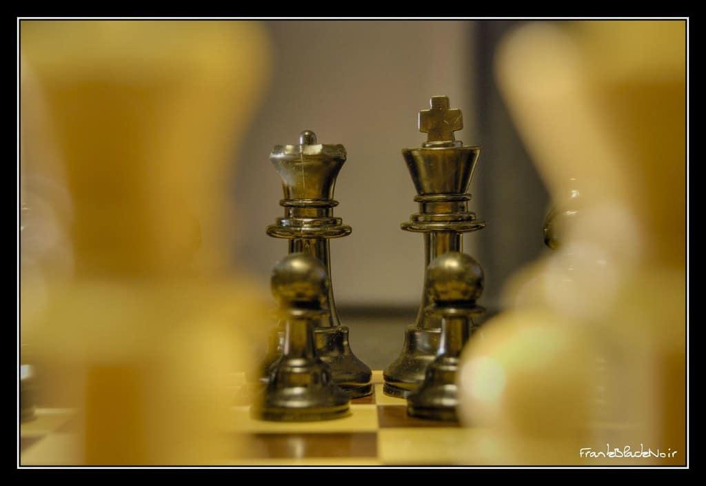 chess in spanish king