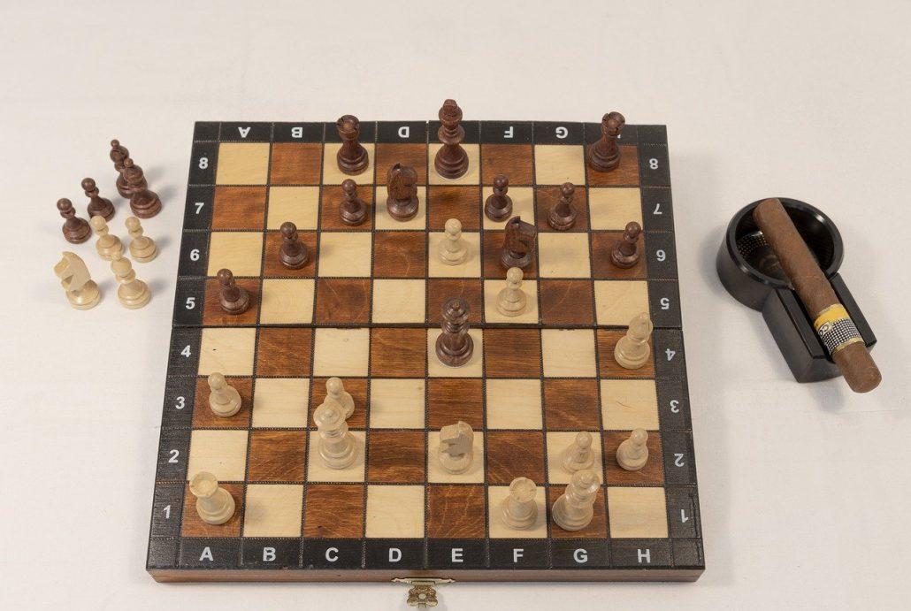 chess table amazon