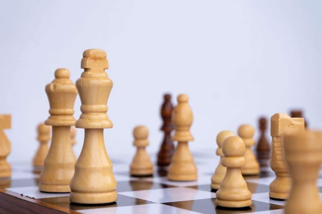 en passant chess chessboard