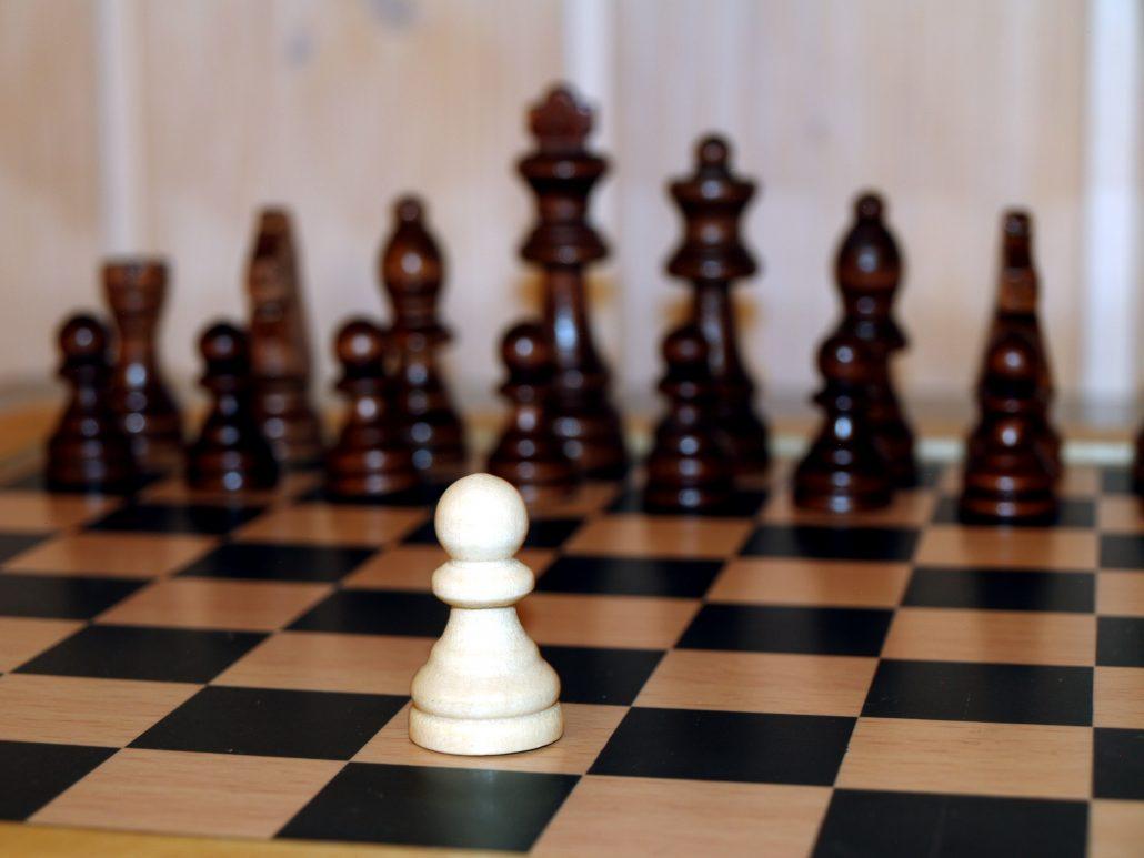 en passant chess pawn