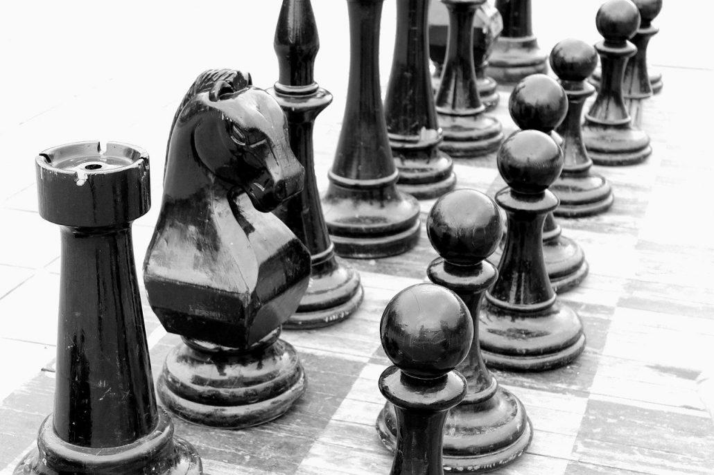 kingdom hearts chess set knight