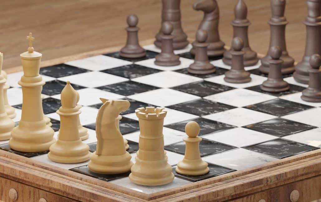 knight chess piece strategy