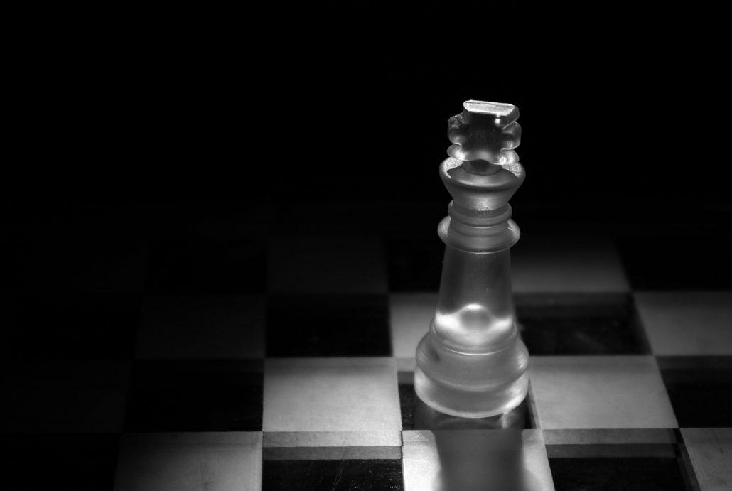 marshall chess club king