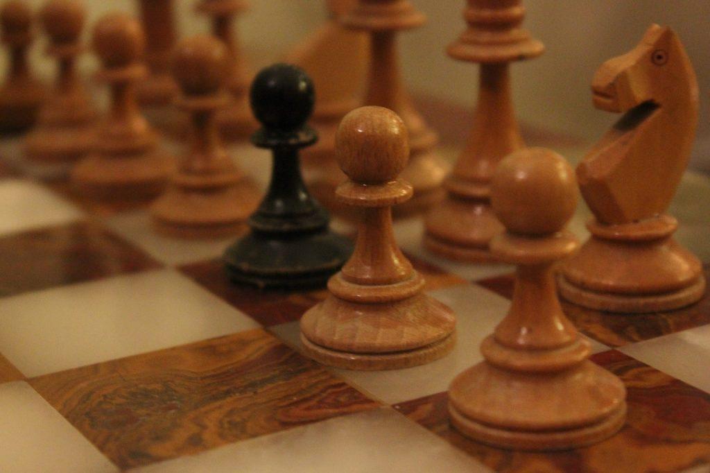 no chess castling
