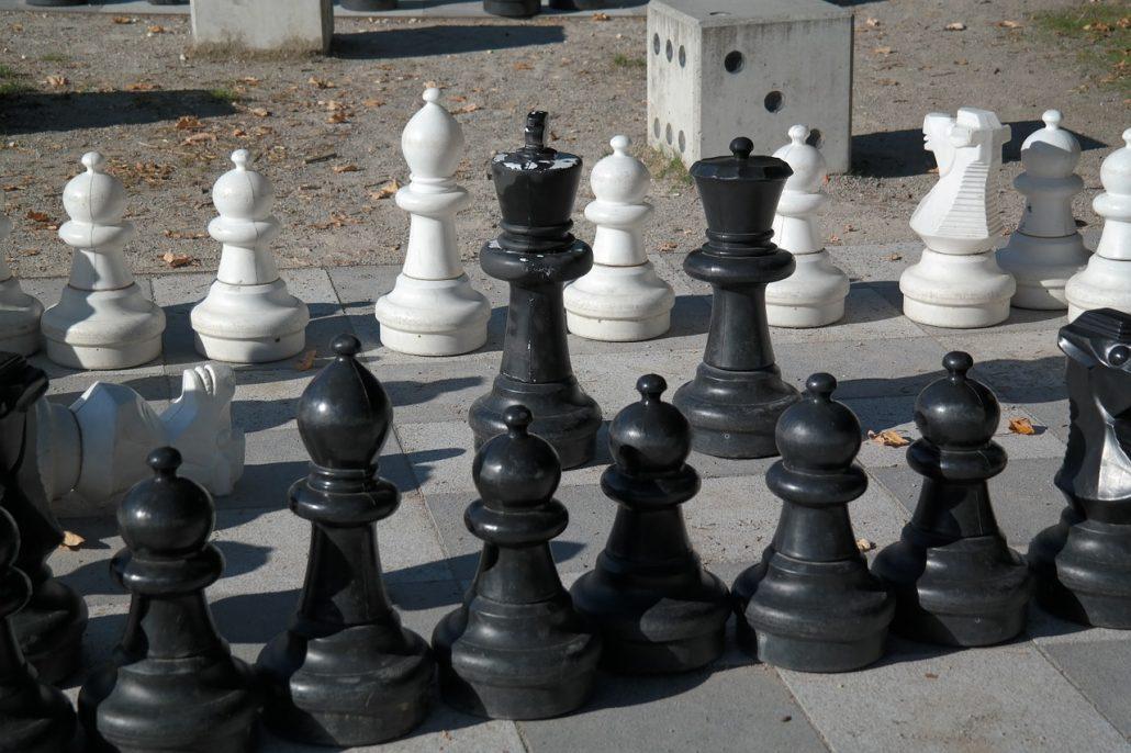 no stress chess game