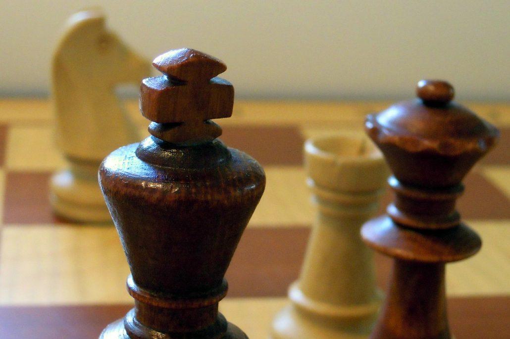 no stress chess pieces