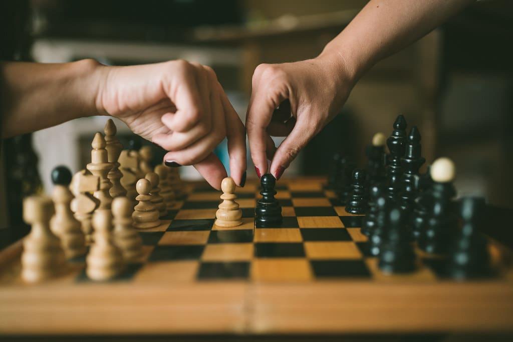 wooden chess set chesshouse