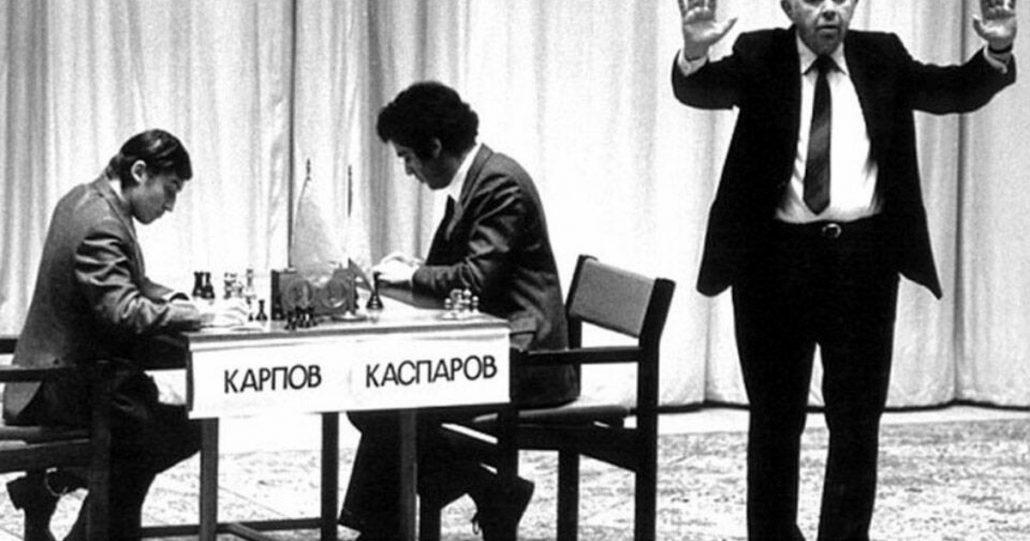 Anatoly Karpov vs Garry Kasparov
