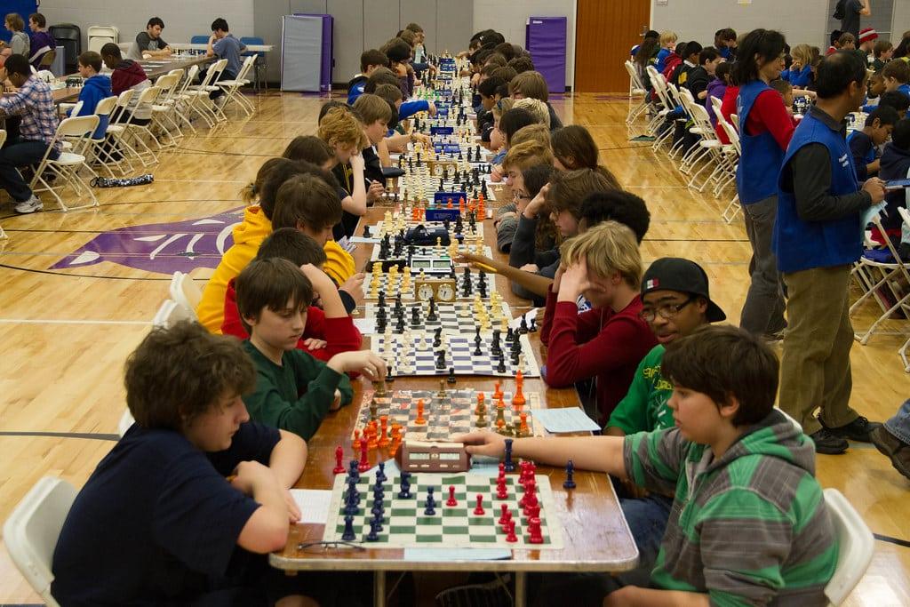 chess academy tournament