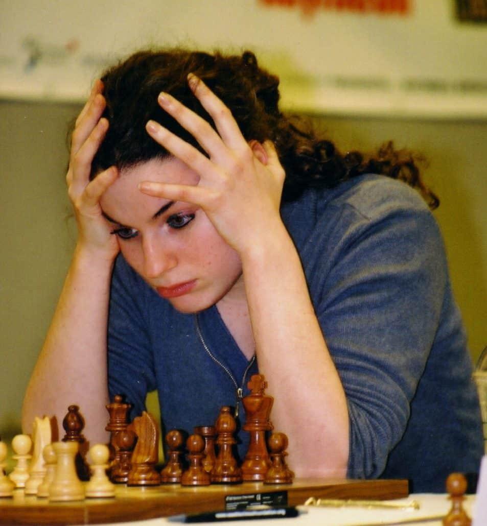 chess and maths jennifer