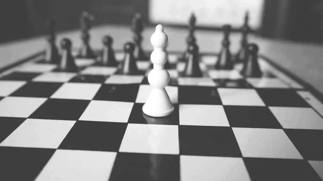 chess bishop pair bishop