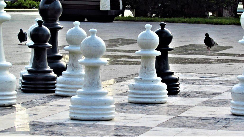chess bishop pair pawn