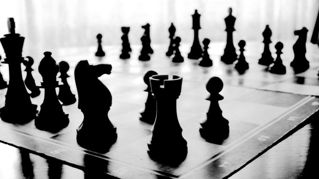 chess endgame preparation knight
