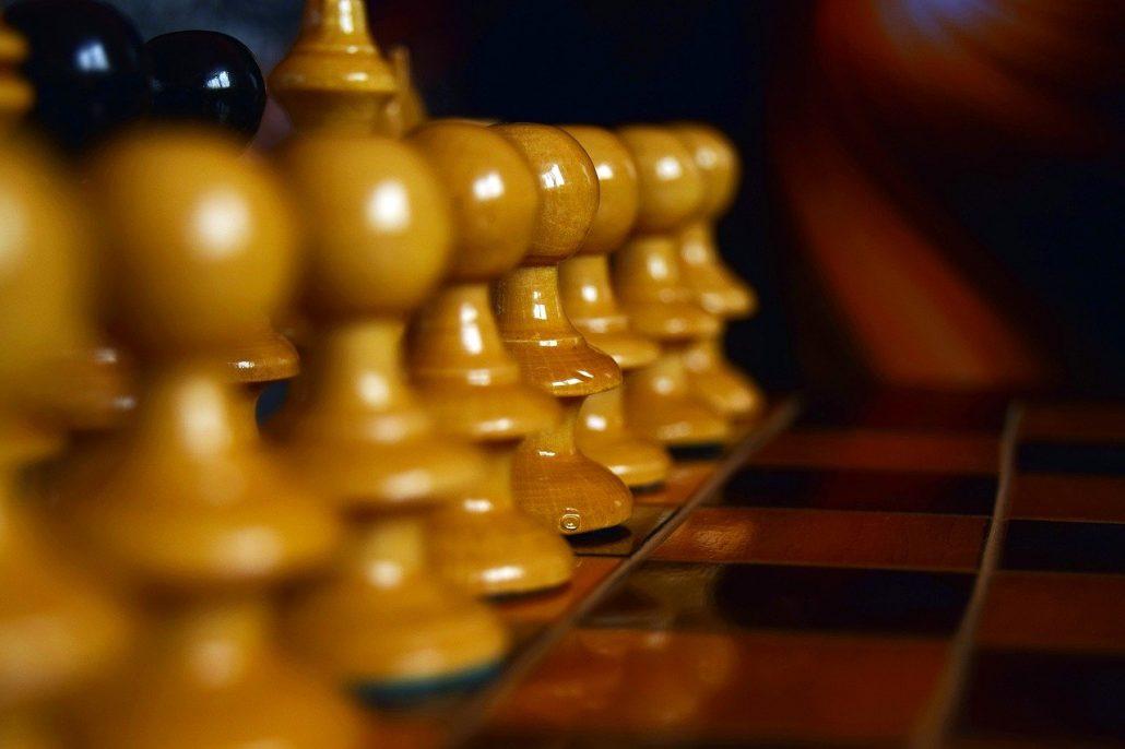 chess endgame preparation pawn