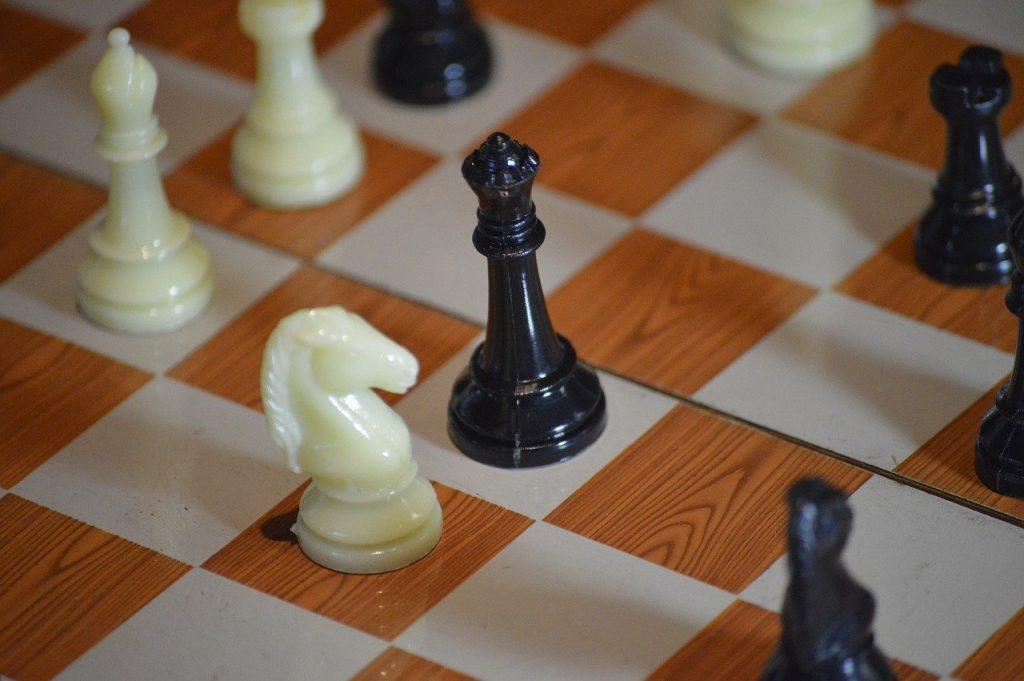 chess endgame preparation queen