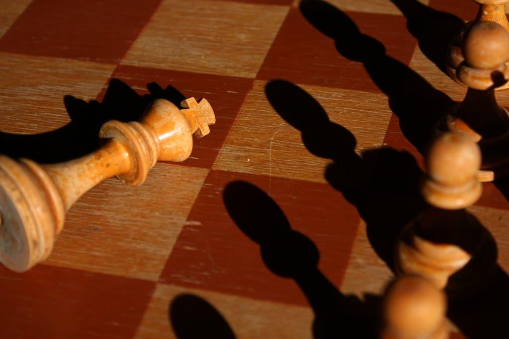 chess on children development king