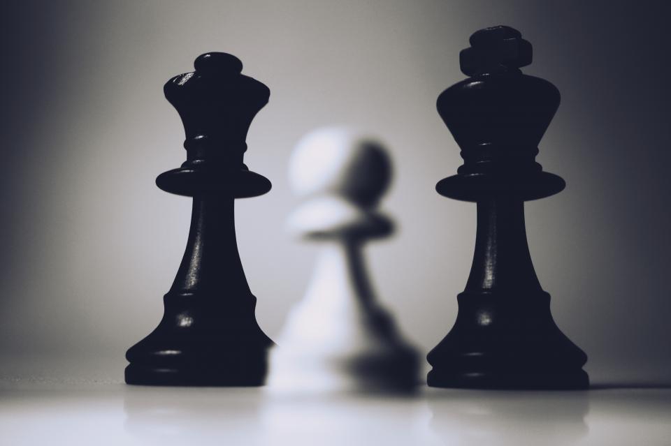 chess open files queen