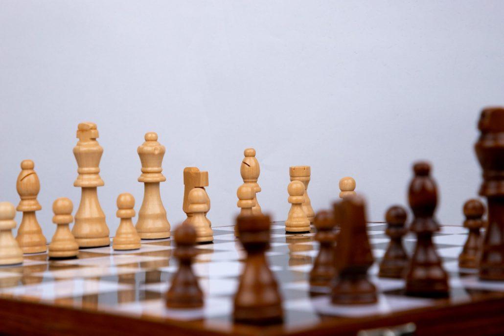 chess passed pawns attack