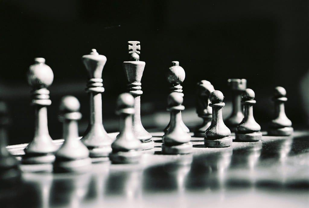 chess passed pawns king
