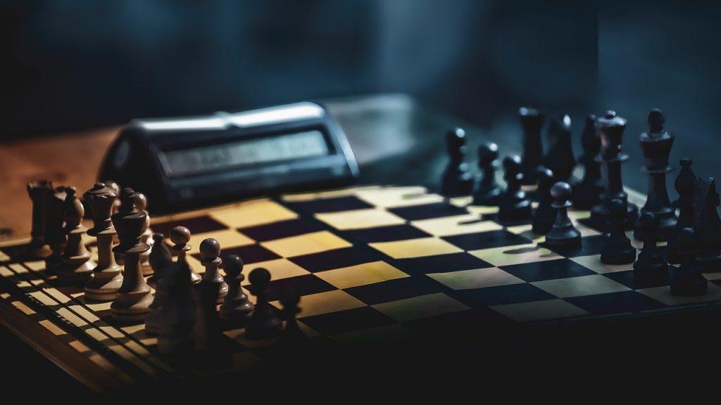 chess passed pawns