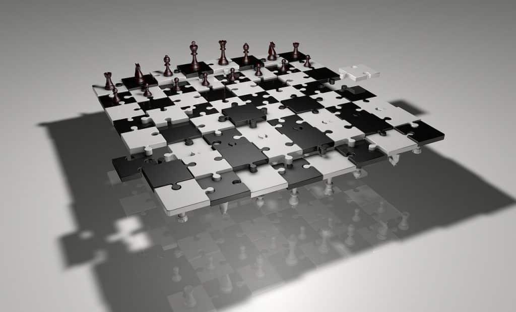 chess pattern puzzle