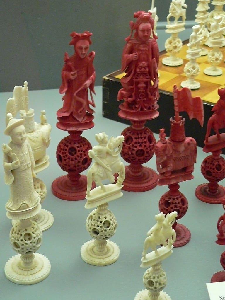 chess puzzle rush master