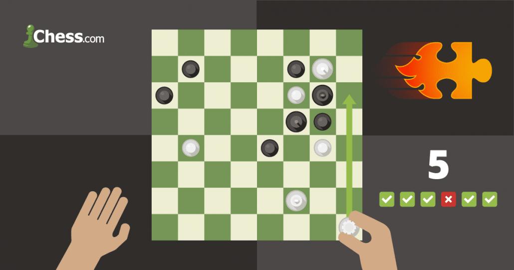 chess.com tactic puzzles