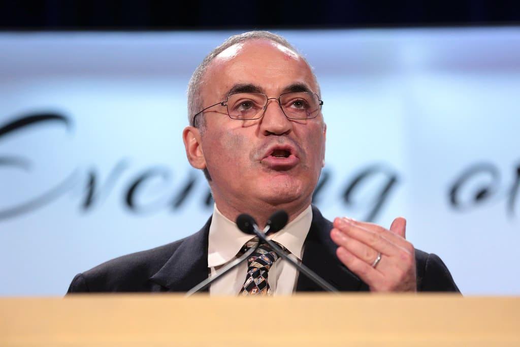 Garry Kasparov speech