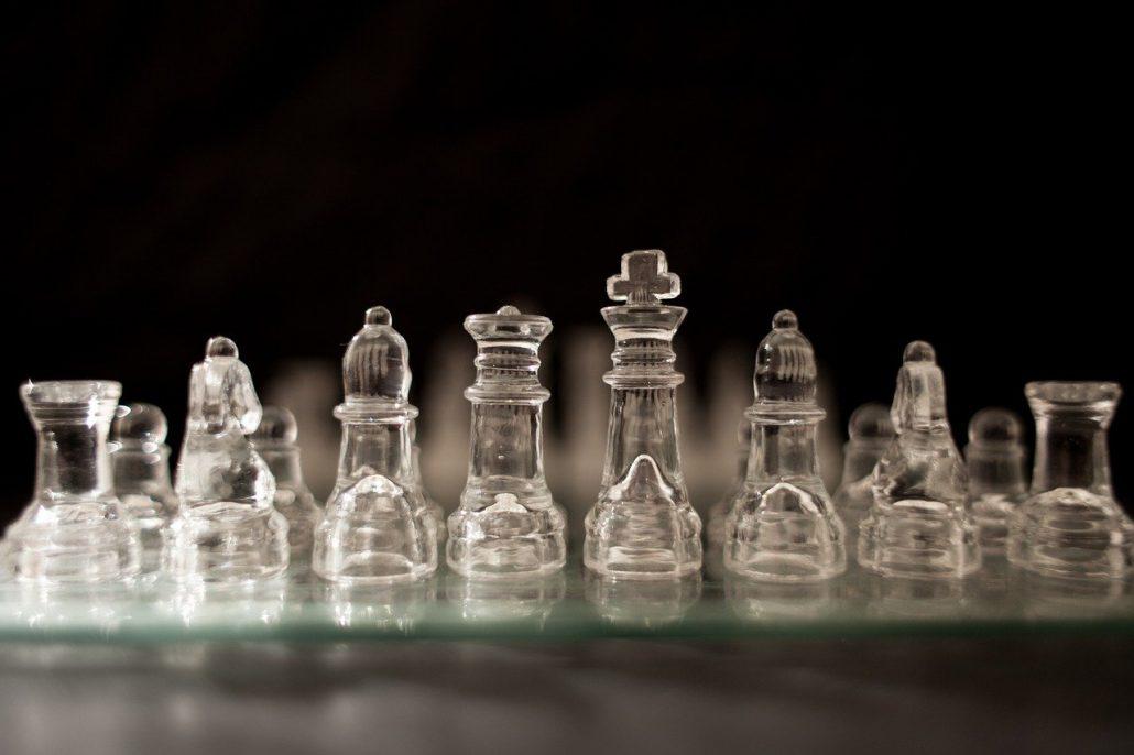 get better at chess advance