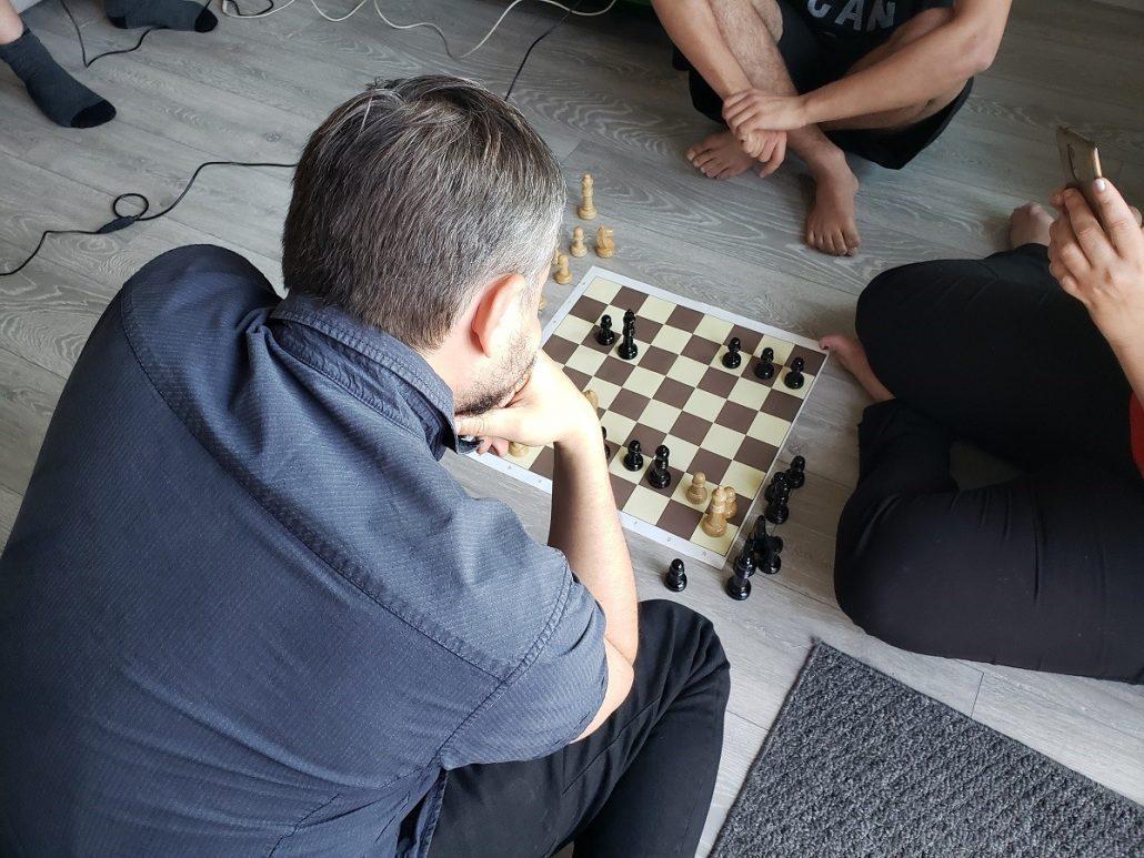 improve at chess child analyze