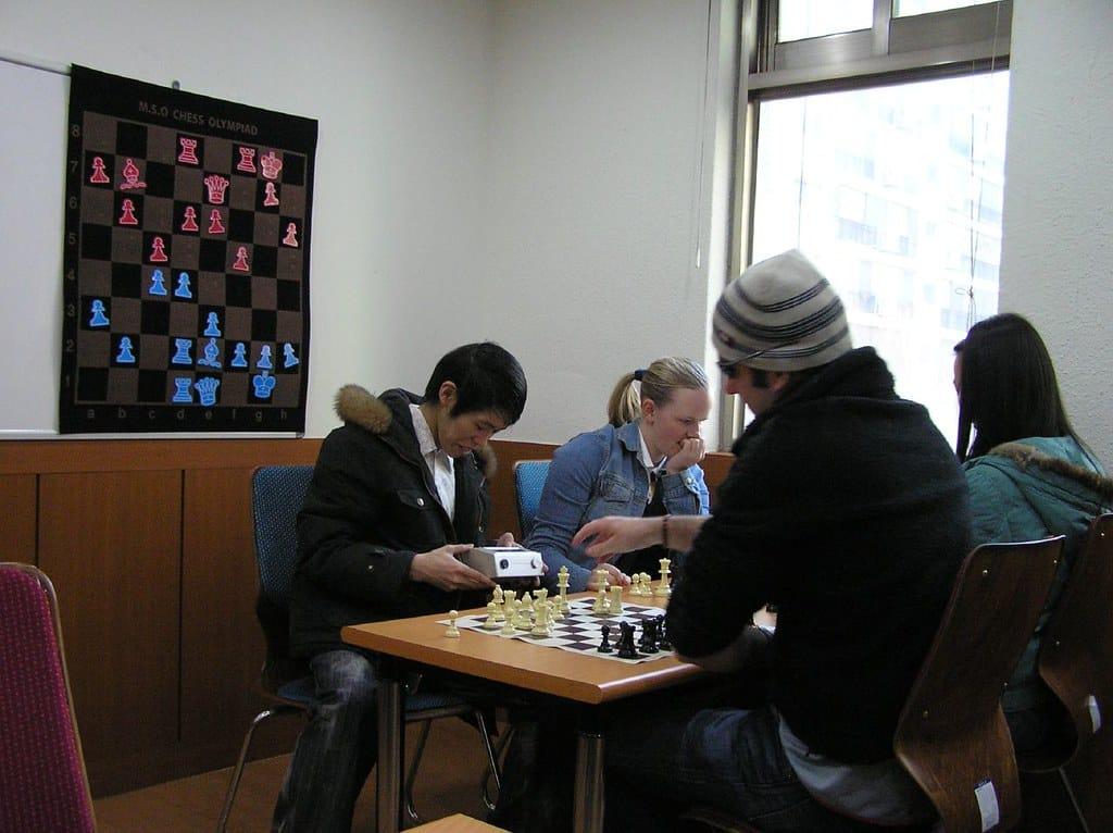 improve at chess training