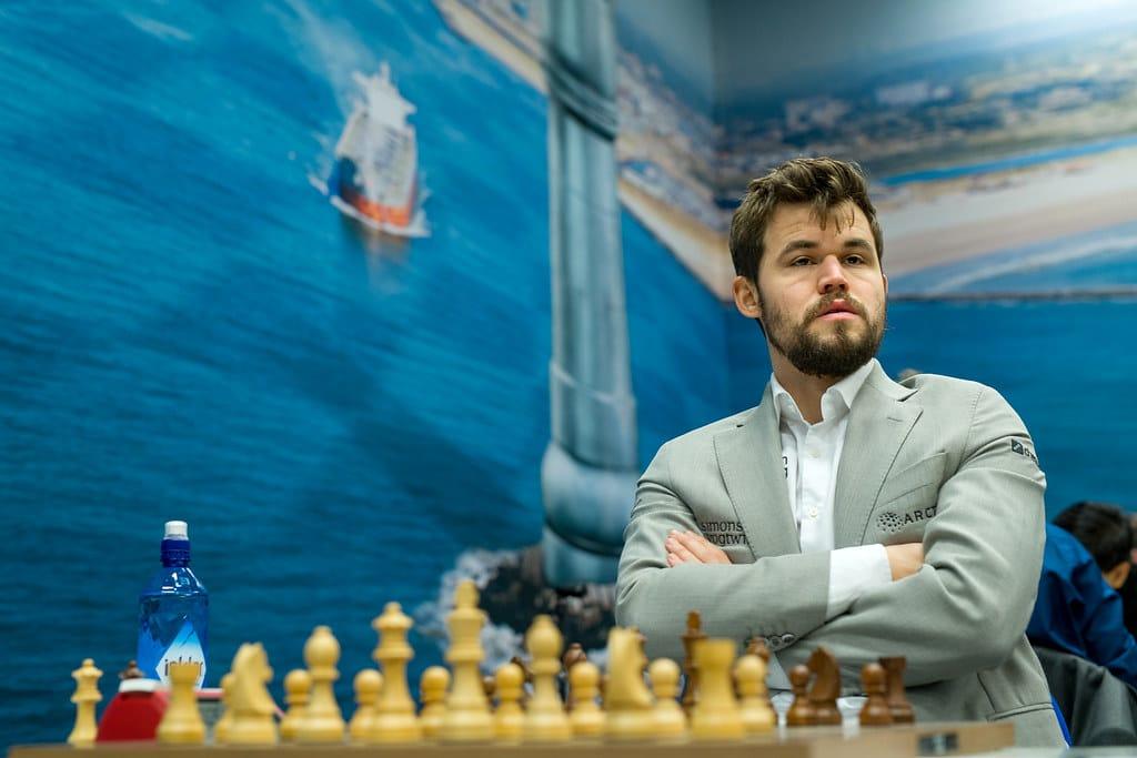 is chess a sport magnus carlsen