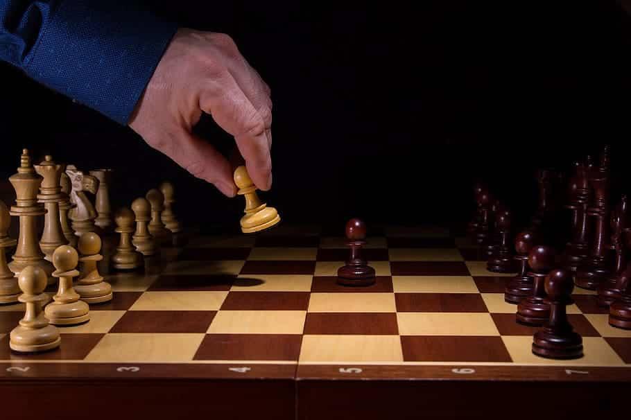 the sacrifice in chess mikhail tal